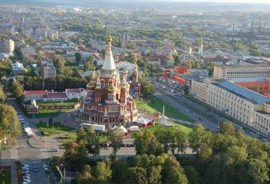 About Izhevsk